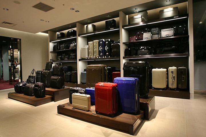 Isetan Haneda store, Tokyo » Retail Design Blog