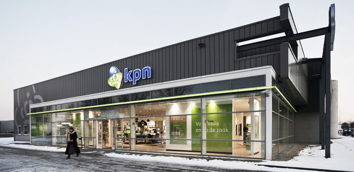 187 Kpn Xl Business Center By Storeage Eindhoven