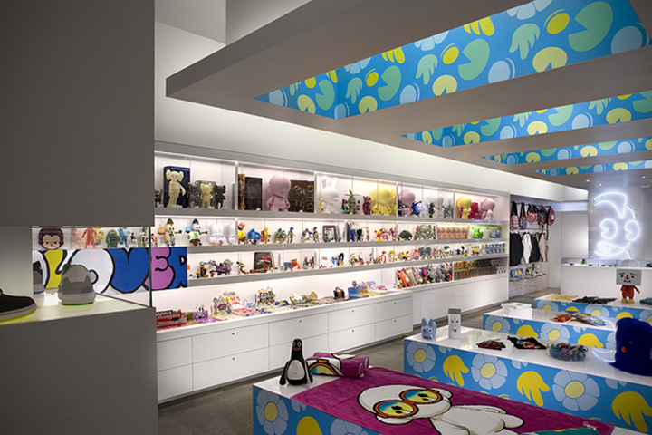 187 Kid Robot Store By Mash Studios Miami