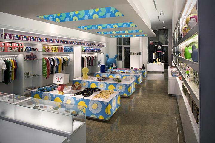 187 Kid Robot Store By Mash Studios Miami