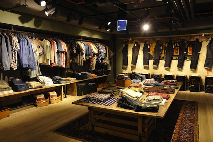 Levi's ® denim is known for quality, style, and fit. Browse through our store locator to find the Levi's ® store, Levi's ® outlet, or Retail Partner featuring Levi's ® Made & Crafted ™ premium denim and Levi's ® Vintage Clothing nearest you. You wear jeans. You live in Levi's ®.