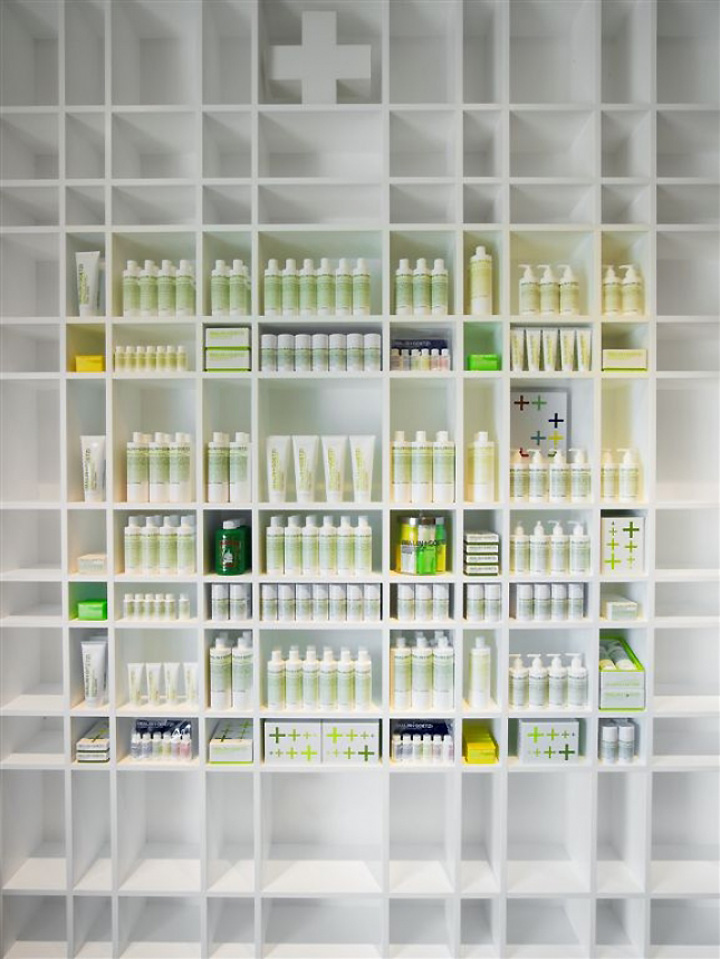 Malin Goetz Apothecary By Bernheimer Architecture Los