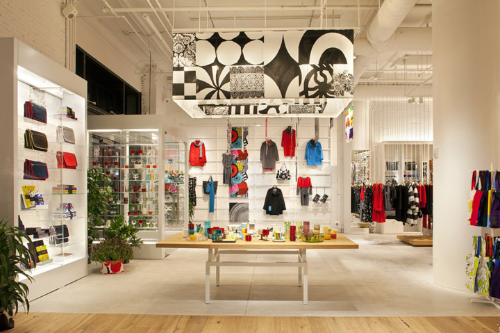 Marimekko flagship store by studios architecture new york for Retail interior design firms nyc