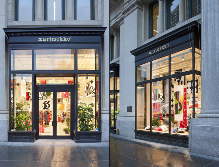 Marimekko Flagship Store By Studios Architecture New York