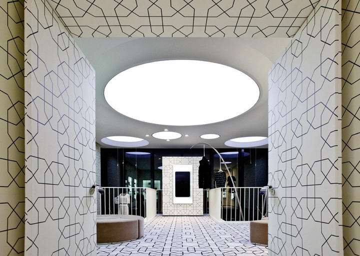 187 Marni Flagship Store By Sybarite Beijing