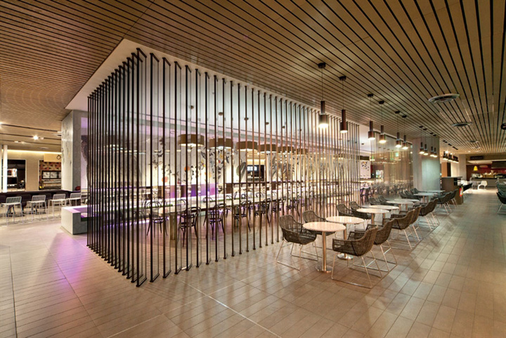 187 Melbourne Central Food Court By The Uncarved Block
