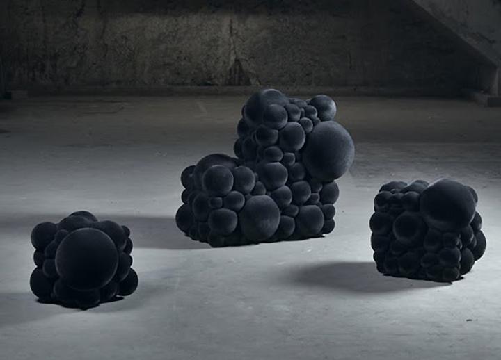 Amazing Mutation Series Furniture By Maarten De Ceulaer