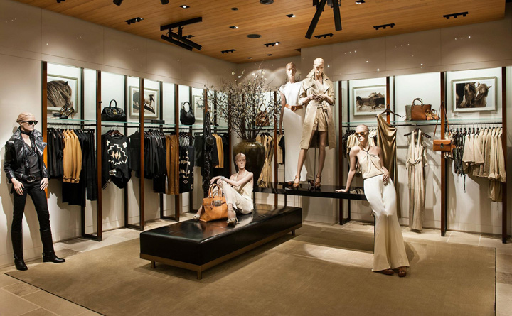 Ralph Lauren flagship store by Michael Neumann Architecture, Stockholm 8ec8db4e77a