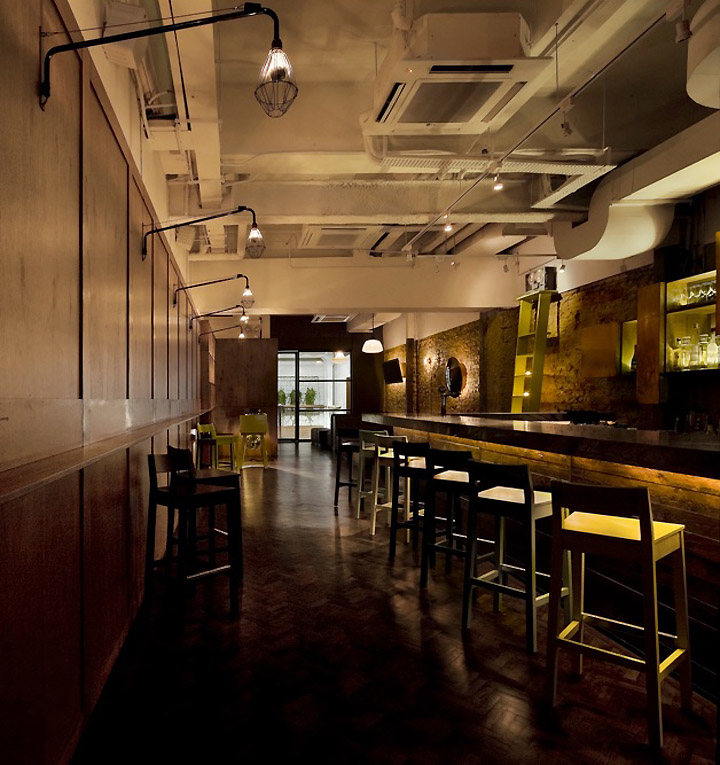 187 Rewind Bar Amp Lounge By Takenouchi Webb Singapore