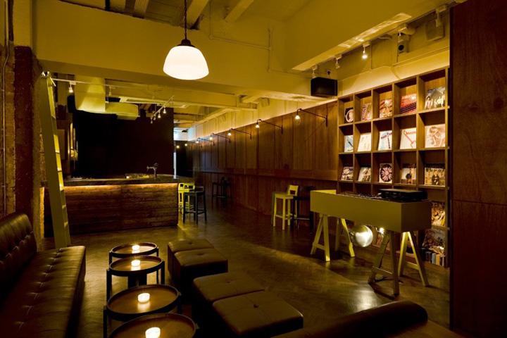 Rewind Bar Lounge By Takenouchi Webb Singapore