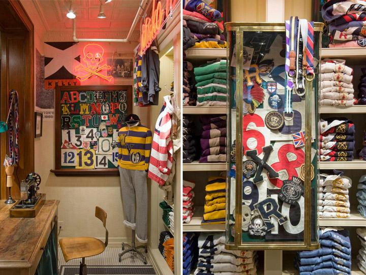 187 Rugby Ralph Lauren Store By Michael Neumann Architecture