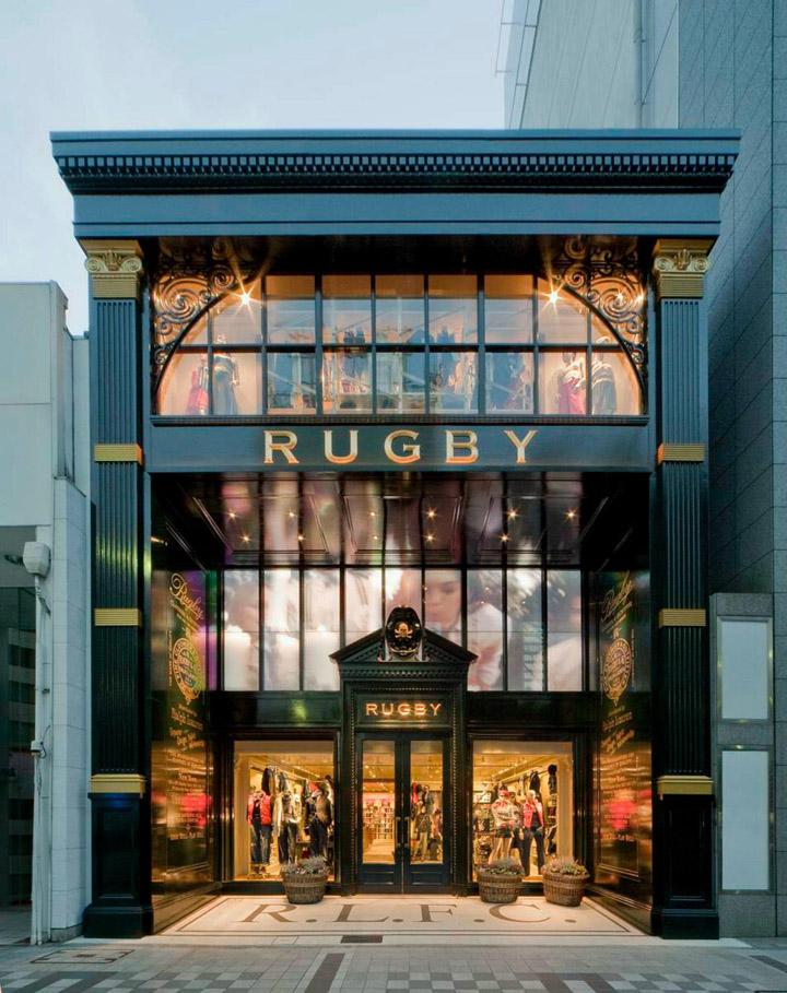 Rugby Ralph Lauren Store By Michael Neumann Architecture