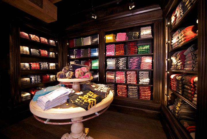 Superdry Flagship Store London Retail Design Blog