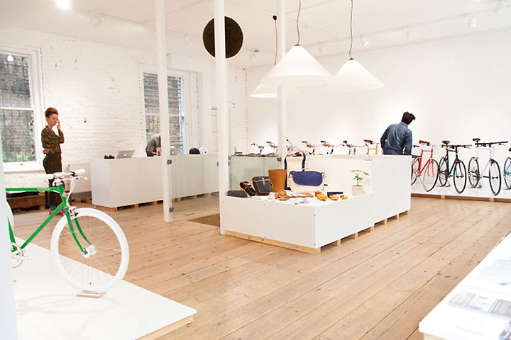 187 Tokyobike Store By Glass Hill London