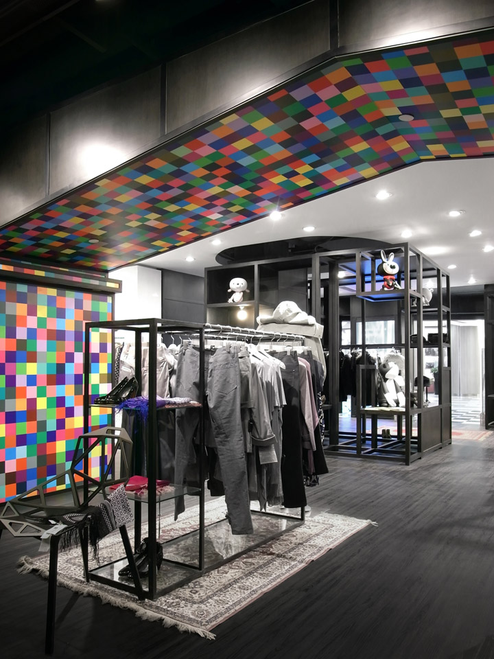Stock Room Design: » Trend Platter Store By Design Systems, Shanghai