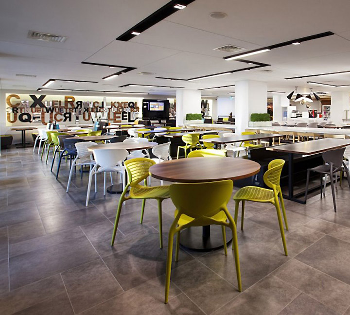 Turkcell maltepe plaza by mimaristudio istanbul retail for Decor hotel istanbul