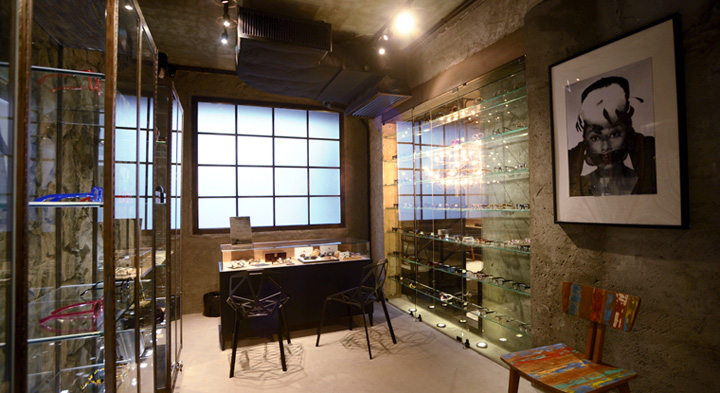 187 Visual Culture Optical Flagship Store Hong Kong