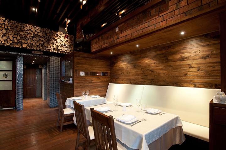 Volare restaurant Plasma Medellin Colombia 03 Volare restaurant by Plasma, Medellín – Colombia