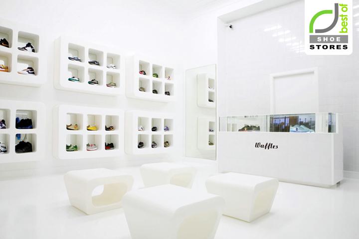 Shoe Store Retail Design Blog