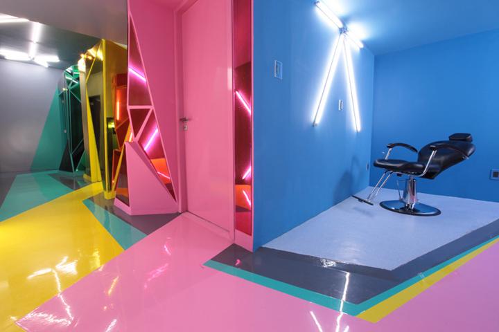 Wax revolution polanco depilation salon by row studio for A salon of studio city