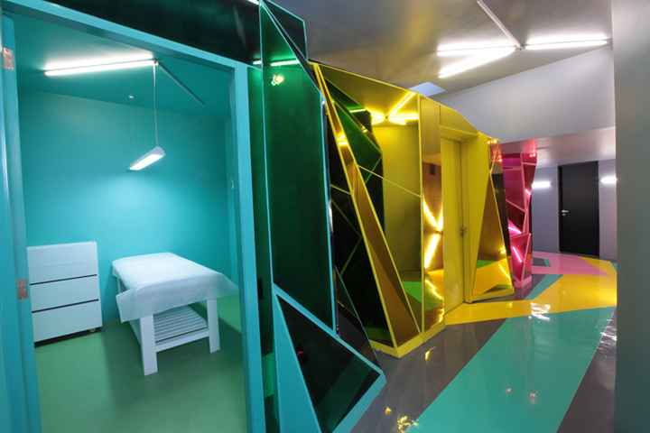Wax revolution polanco depilation salon by row studio for A salon of studio city