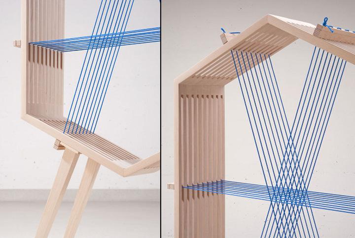www shelf by viktor matic retail design blog. Black Bedroom Furniture Sets. Home Design Ideas