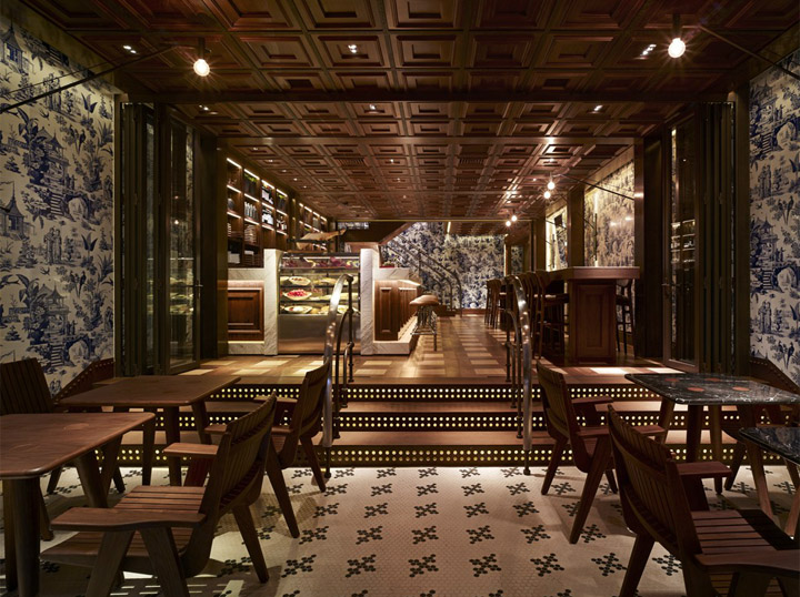 Duecento otto restaurant by autoban hong kong