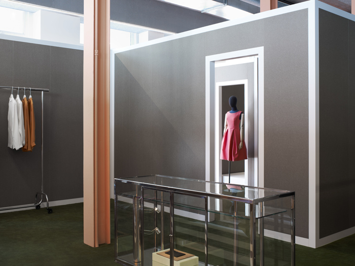 Acne Flagship Store New York 187 Retail Design Blog