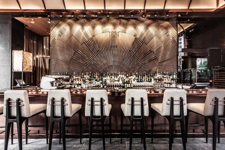 Ammo Restaurant By Joyce Wang Hong Kong 187 Retail Design Blog
