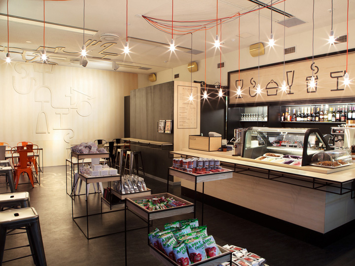 coffee » Retail Design Blog
