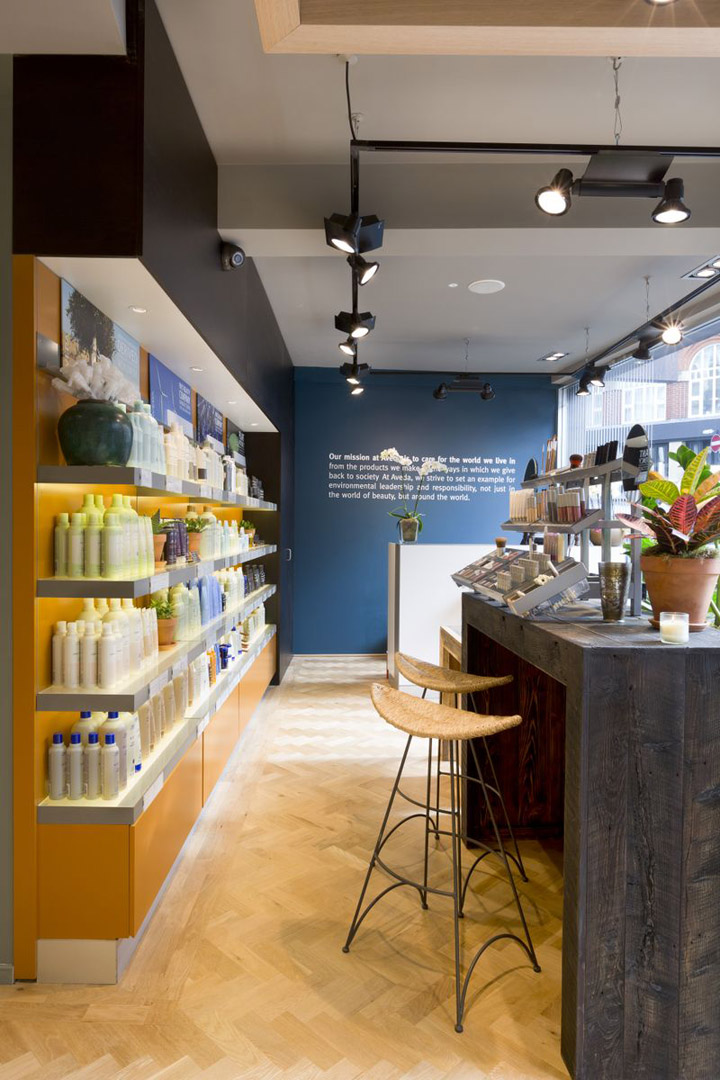 187 Aveda Lifestyle Salon Spa By Reis Design London