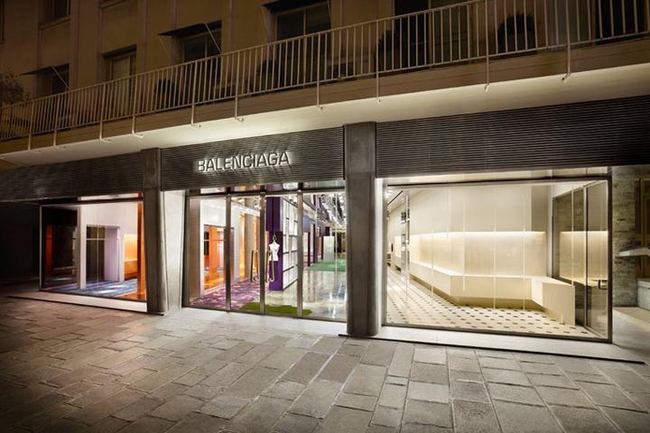 Balenciaga stores skyscrapercity for Balenciaga new york store