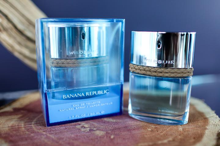 BANANA REPUBLIC Wildblue Fragrance Launch