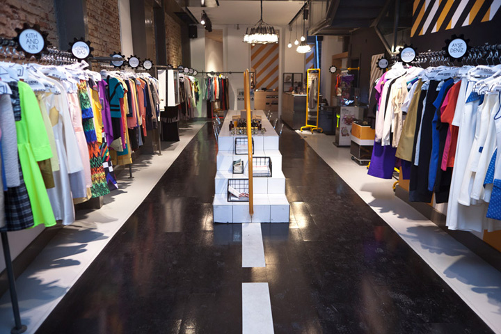 Building galata design store by building istanbul for Building design blog