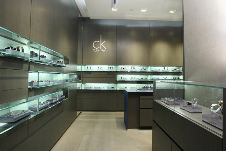 calvin klein watch store and jewelry by ivan cipriani associati taipei. Black Bedroom Furniture Sets. Home Design Ideas