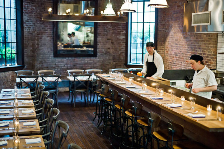 187 Colonie Restaurant By Madesign New York