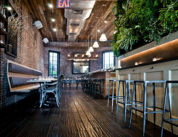 Reclaimed Wood Retail Design Blog