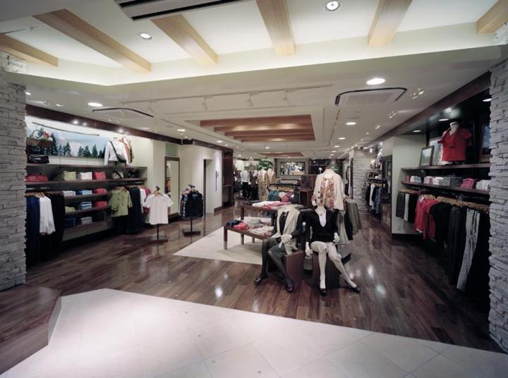 187 Eddie Bauer Store By Knights Amp Company Tokyo