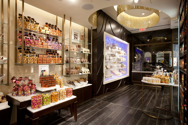 Chocolate amp Sweets Retail Design Blog