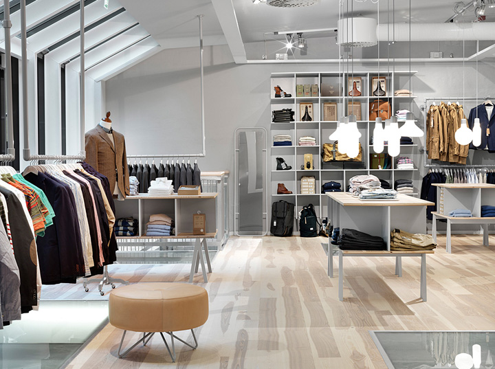 Fashion Shop By Form Us With Love Stockholm Retail Design Blog