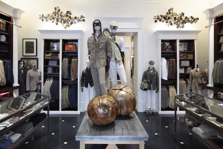 London Stores