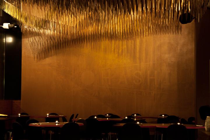 Hashi Restaurant Menu