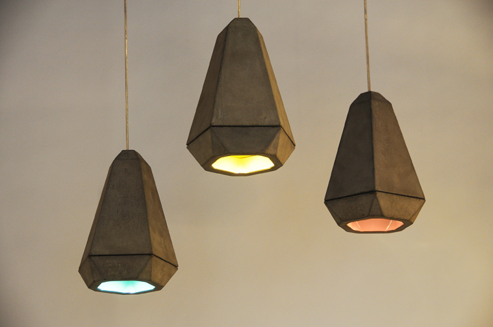Light + Building 2012 Frankfurt – Portland lamp by James Bartlett