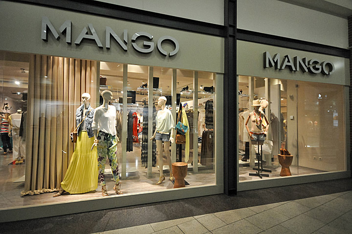 Miss mango clothing store