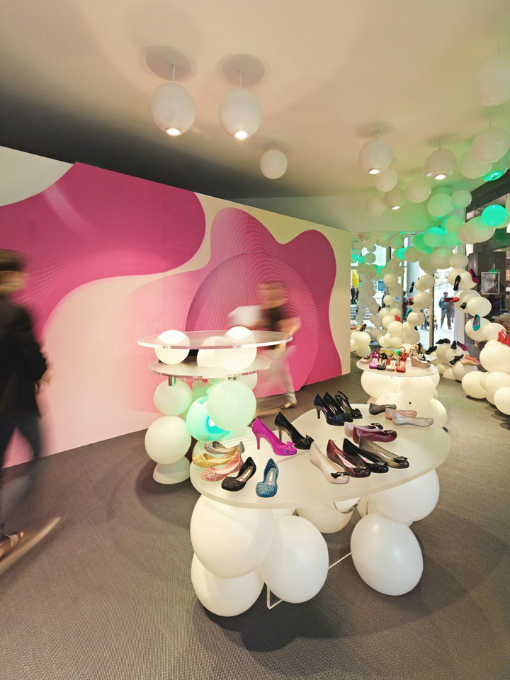 187 Shoe Stores Melissa Shoes Flagship Store By Edwards