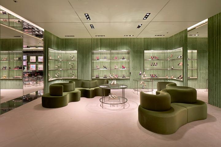 Prada Flagship Store By Roberto Baciocchi Dubai Retail