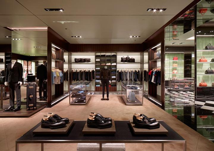 Prada Flagship Store By Roberto Baciocchi Dubai Retail Design Blog