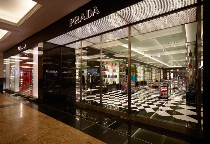 Prada Flagship Store By Roberto Baciocchi Dubai 187 Retail