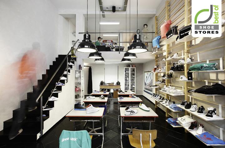 Class a shoes online shop