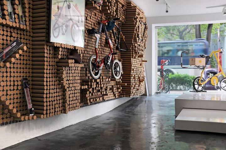 187 Spread By Gum Bike Shop By Eureka Hong Kong